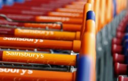 Supermarket SAINSBURY'S for sale in UK, London