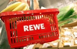Supermarket REWE for sale in Germany