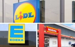 Supermarkets for sale in Germany